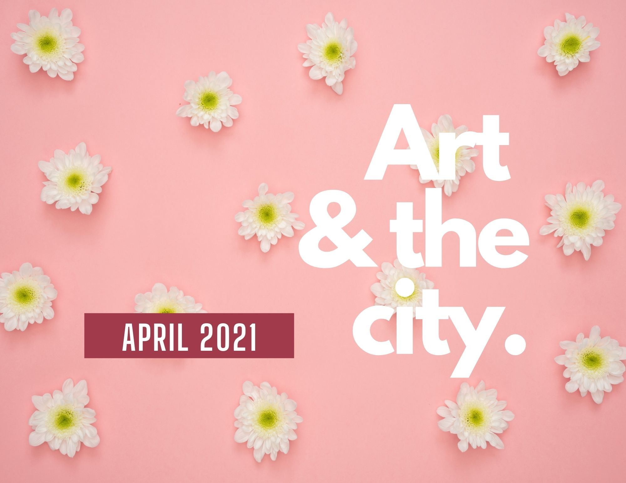Art & the City April 2021 Montreal Jano Lapin